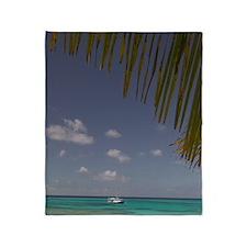 Turks and Caicos, Grand Turk Island, Throw Blanket