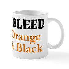 i bleed - white Mug