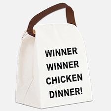 2000x2000winnerwinnerchickendinne Canvas Lunch Bag