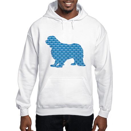Bone Cavalier Hooded Sweatshirt