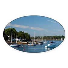 Canada, Nova Scotia, Chester harbor Decal