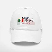 MX-LicensePlate Baseball Baseball Cap