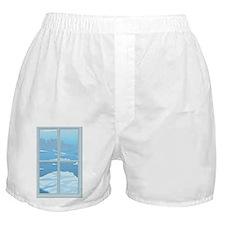 icebergs Boxer Shorts
