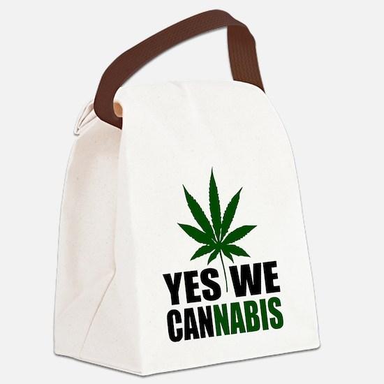 CANNABIS.tmp$$ Canvas Lunch Bag