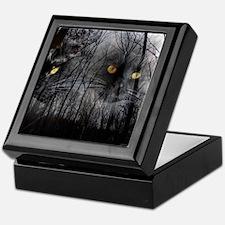Enchanted forest Keepsake Box