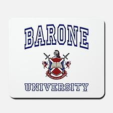 BARONE University Mousepad