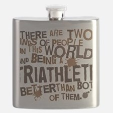 triathlete_brown Flask
