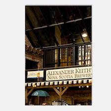 Halifax. Alexander Keith' Postcards (Package of 8)