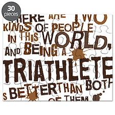 triathlete_brown Puzzle