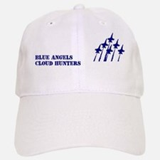 cloud hunters blue Baseball Baseball Cap