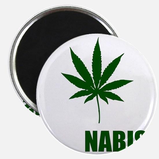 cannabis2 Magnet
