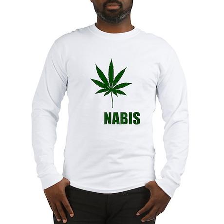 cannabis2 Long Sleeve T-Shirt