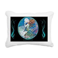 12 DEC CLIVE Mermaid ADB Rectangular Canvas Pillow