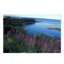 Gaspe Peninsula (Gaspesie Postcards (Package of 8)