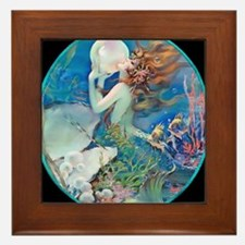 12 DEC Pillow CliveMermaid Framed Tile