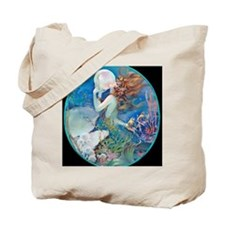 12 DEC Pillow CliveMermaid Tote Bag