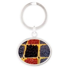Canada, Quebec, Montreal. Atwood Mar Oval Keychain