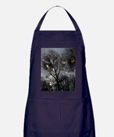 Enchanted forest Apron (dark)