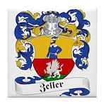 Zeller Coat of Arms Tile Coaster