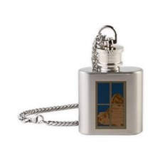 sphinx Flask Necklace