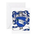 Zell Coat of Arms Greeting Cards (Pk of 10)