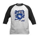 Zell Coat of Arms Kids Baseball Jersey