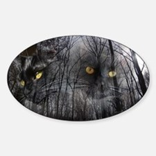 Enchanted forest Decal