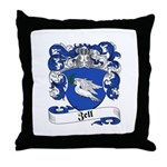 Zell Coat of Arms Throw Pillow