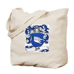 Zell Coat of Arms Tote Bag