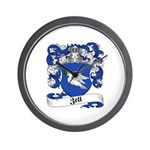 Zell Coat of Arms Wall Clock