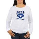 Zell Coat of Arms Women's Long Sleeve T-Shirt