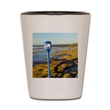 Rimouski. Views of the St. Lawrence Riv Shot Glass