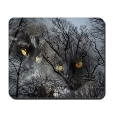 Enchanted forest Mousepad