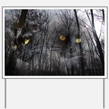 Enchanted forest Yard Sign