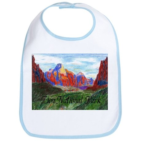 Zion: Down Canyon Bib
