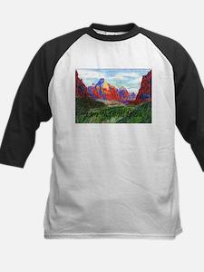 Zion: Down Canyon Tee