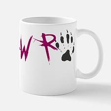 Raccoon Back Mug