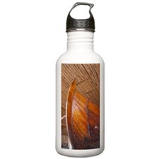 Norse boat house. Viki Water Bottle