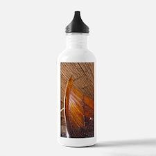 Norse boat house. Viki Water Bottle