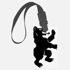 BearRampant Luggage Tag