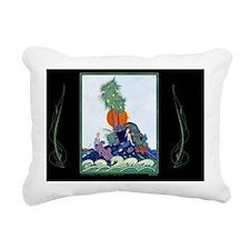 Laptop-ADDelights  no.9  Rectangular Canvas Pillow