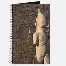 Ramesses II. New Kingdom. Temple of Luxor. Journal