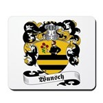 Wunsch Coat of Arms Mousepad