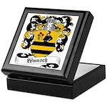 Wunsch Coat of Arms Keepsake Box