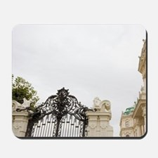 Entrance gate to the Belevedere Palace,  Mousepad