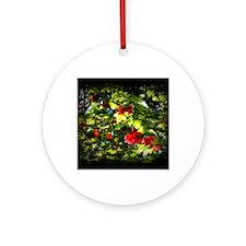Berries0947 Round Ornament