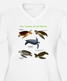 Sea Turtles of th T-Shirt