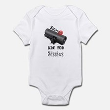 Sights R4 Sissies Infant Bodysuit