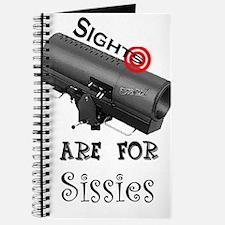 Sights R4 Sissies Journal