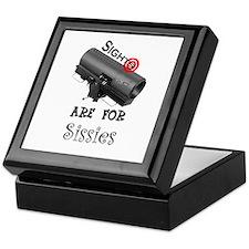 Sights R4 Sissies Keepsake Box